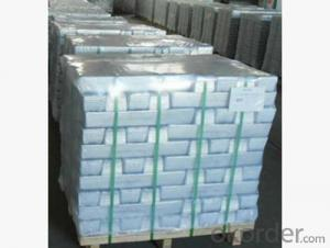 99.9% high purity magnesium Ingot / mg ingot  factory supplier in mg products