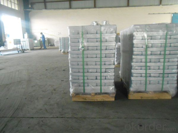 99.9% Mg ingot / Magnesium Ingot with Competitive Price