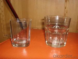330ml Handmade Double Wall Glass Cup Coffee Cup by Coffee