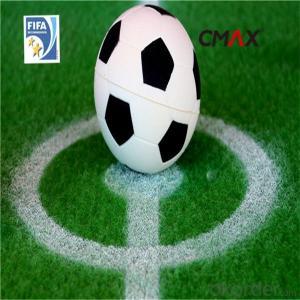 Artificial Grass Plastic Soccer Football Field  Fake Turf