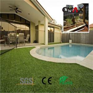 Artificial Landscape Grass for Garden Hot Sale