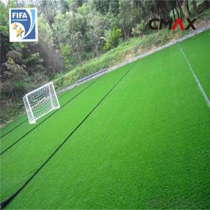 UV Resistant Artificial Grass for Football Pitch