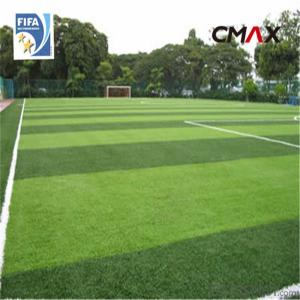 FIFA Artificial Turf for Football Field /ISO Approved Artificial Grass
