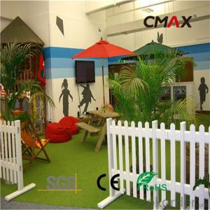 Indoor and Outdoor anti-UV Synthetic Grass Hot Sale