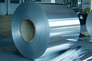 Directing Pass Aluminium Strips for Secondly Rolling