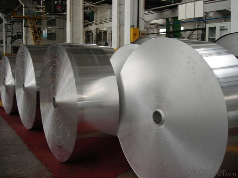 Aluminum Coils/Sheets for Roller Shutters