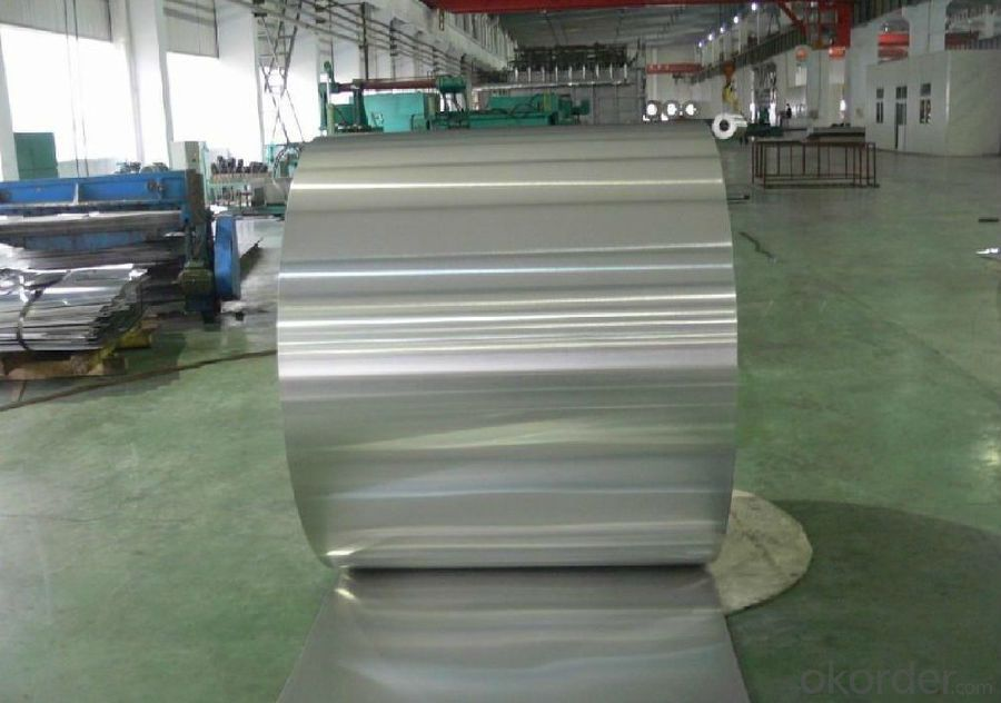 Aluminum Coil and Sheet 1050 1100 3003 H14 H24 O