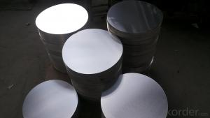 CC Quality AA3003 Mill Finished Aluminum Circles Used for Cookware