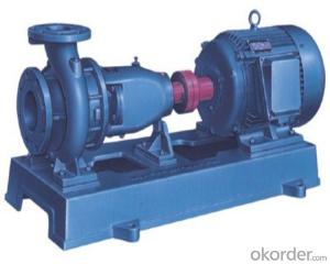 10Kw Electric Stain Steel Water Centrifugal Pump