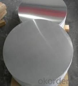 AA1060 Mill Finished Aluminum Circles Used for Cookware