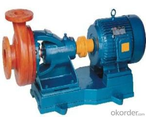 Stain Steel China Made Sanitary Centrifugal Pump