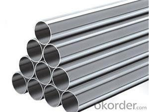 Oil Gas Sewage Transport Usage Hot Rolled Stainless Steel Pipe
