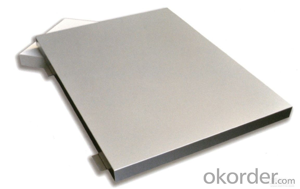 GB Standard Aluminum Sheet 8011 H14 for PP Cap