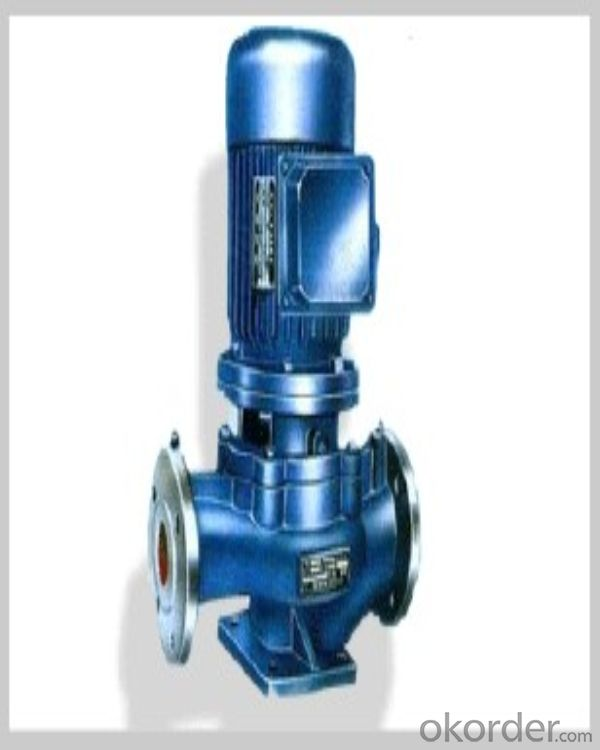 Cast Iron Fire Pump Flow Meter From China