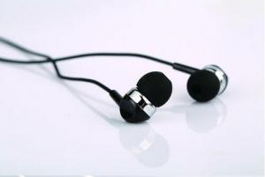 Stereo Earphone with Microphone & Volumn Control Wholesale