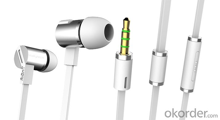 Mini Bluetooth Earphone Sport Earphone in-Ear Metal Earphone