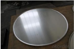 AA1100 Mill Finished Aluminum Circles CC Quality Used for Cookware