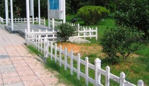 Professional PVC Picket Fence Made in China