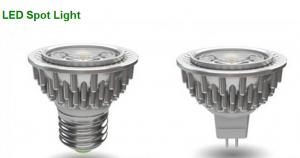LED Spot Light 4.5w mr16 12v LED Light Bulbs Made in China