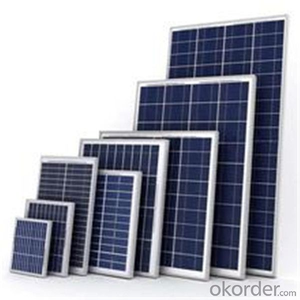 High Power 230W/30V Poly Solar Panel From CNBM
