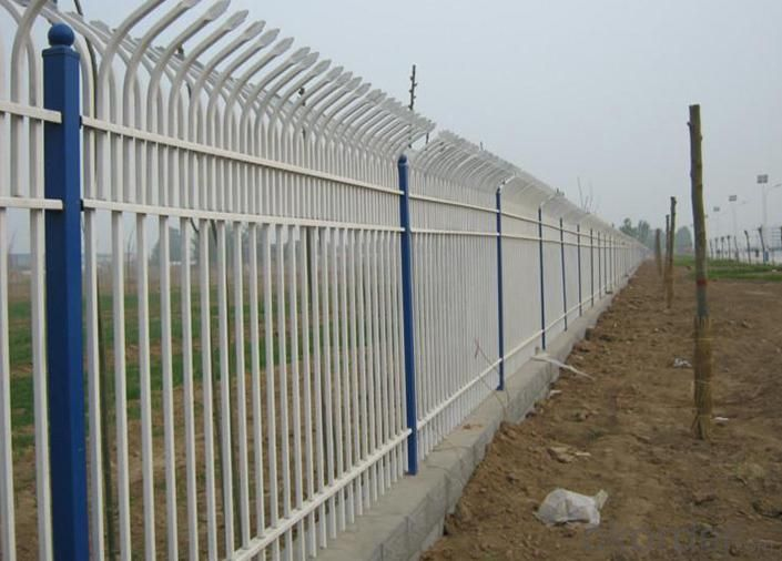 PVC Garden Fence with Hot Sales and Made in China