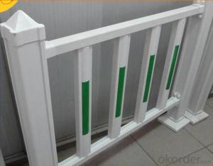 PVC House Fence for Wholesales with New Design