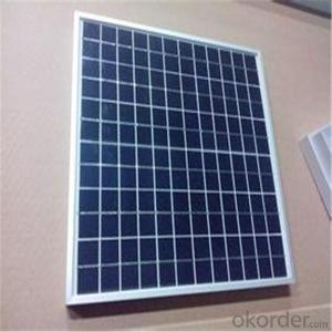 280W High Efficiency Poly Solar Panel From CNBM