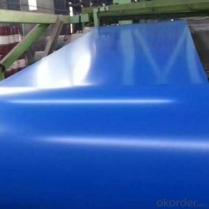 Prepainted Galvanized/Aluzing Steel coil for Roofing