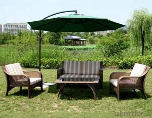 Outdoor PE Wicker/Rattan Sofa CMAX-YHS0211