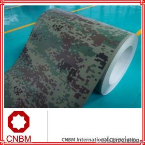 Color steel sheet made by Cina steel company