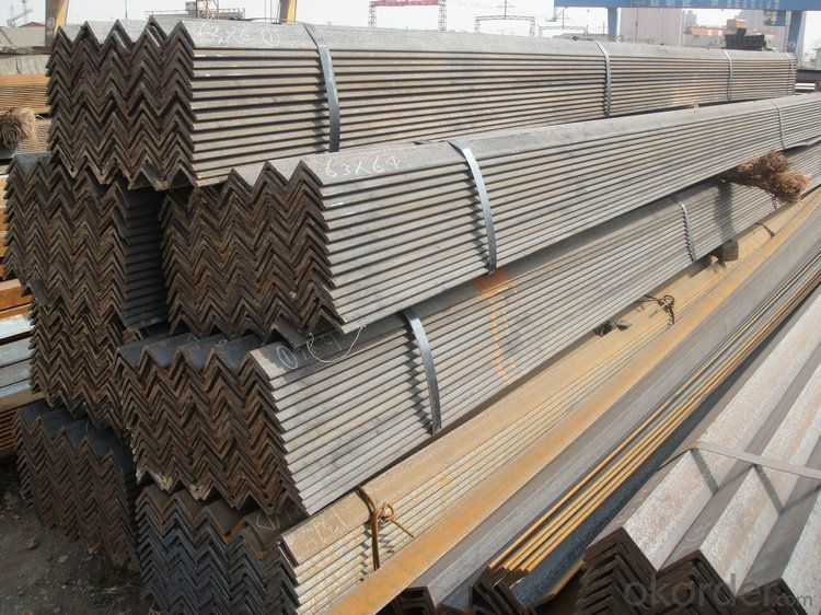 Steel Equal Angle with Good Quality 200mm*200mm