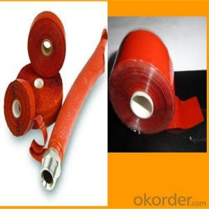 self fusing wrap and repair silicone tape