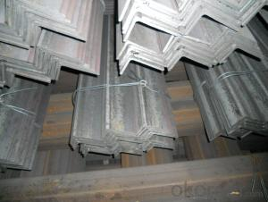 Steel Unequal Angle with Good Quality 75mm*50mm