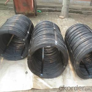 Black Annealed Rebar Tying Wire 22 # 25kg Per Roll 400 USD Per Ton