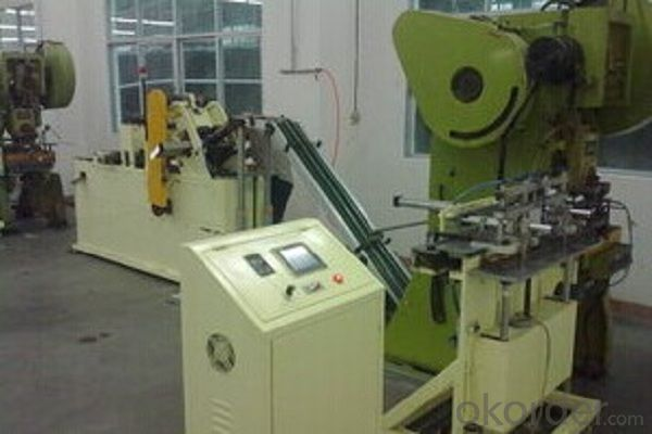 Two Pieces Cans Automatic Machine For Cans Making