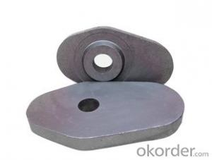 LQ Series Refractory Ladle Slide Gate Plate and Nozzles