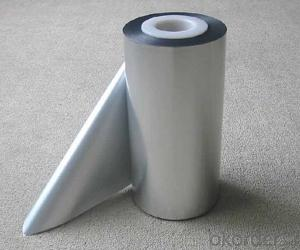 Packing and Lamination Film-10mic Aluminum Foil/Polyethylene