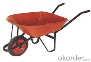 Wheel Barrow   WB7500 with  of  Construction