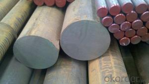Mold Material AISI D2 Hot Rolled Steel Round Bar