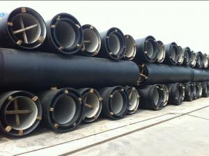 Ductile Iron Pipe Pull Strength:420 ISO2531 DN500-DN800