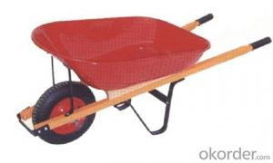 Wheel Barrow with  WB6600F For Construction