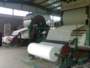 Cultural Paper Machine Produced in China for Daily Using