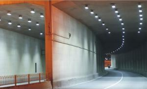 Led Tunnel Light Long Life Power Driver Ensures Above 50000 Hours Use-life
