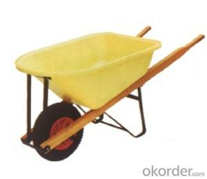 Wheel Barrow with  WB7801-IF For Construction