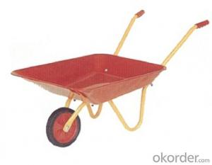 Wheel Barrow with  WB0100 For Construction