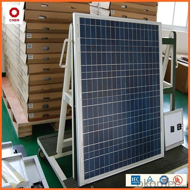 180W Monocrystalline Silicon Solar Module With CE/IEC/TUV/ISO Approval Standard Solar