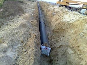 Ductile Iron Pipe EN545/EN598/ISO2531 Potable Water