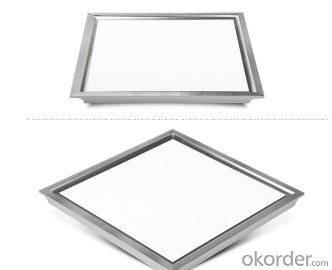LED Panel Light 300x300mm  12.5mm Thickness 18W Led Residential Lighting