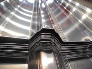 3003 1060 Corrugated Aluminium Roofing Sheet