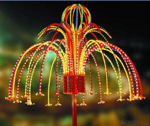 Waterproof High Quality Led Firework Light